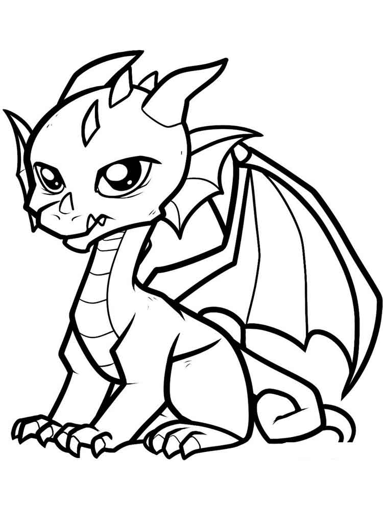 dragon colouring in pictures cartoon dragon coloring pages free printable cartoon pictures in dragon colouring