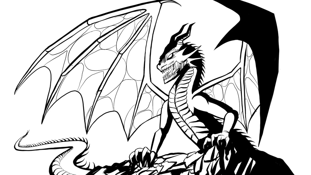 dragon colouring in pictures dragon colouring book 52 pages infinite combinations dragon colouring pictures in