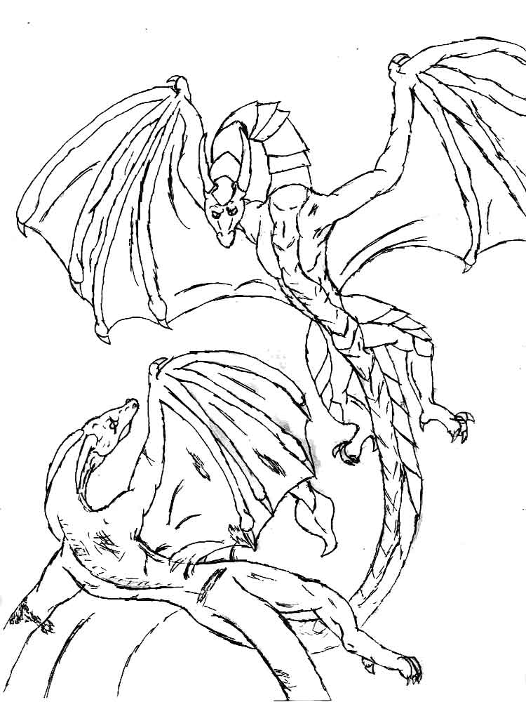 dragon colouring in pictures dragons coloring pages download and print dragons colouring in pictures dragon