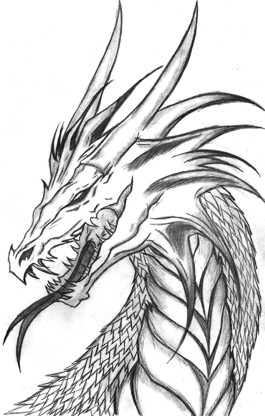 dragon drawing easy how to draw a dragon step by step draw a dragon easy for drawing dragon easy