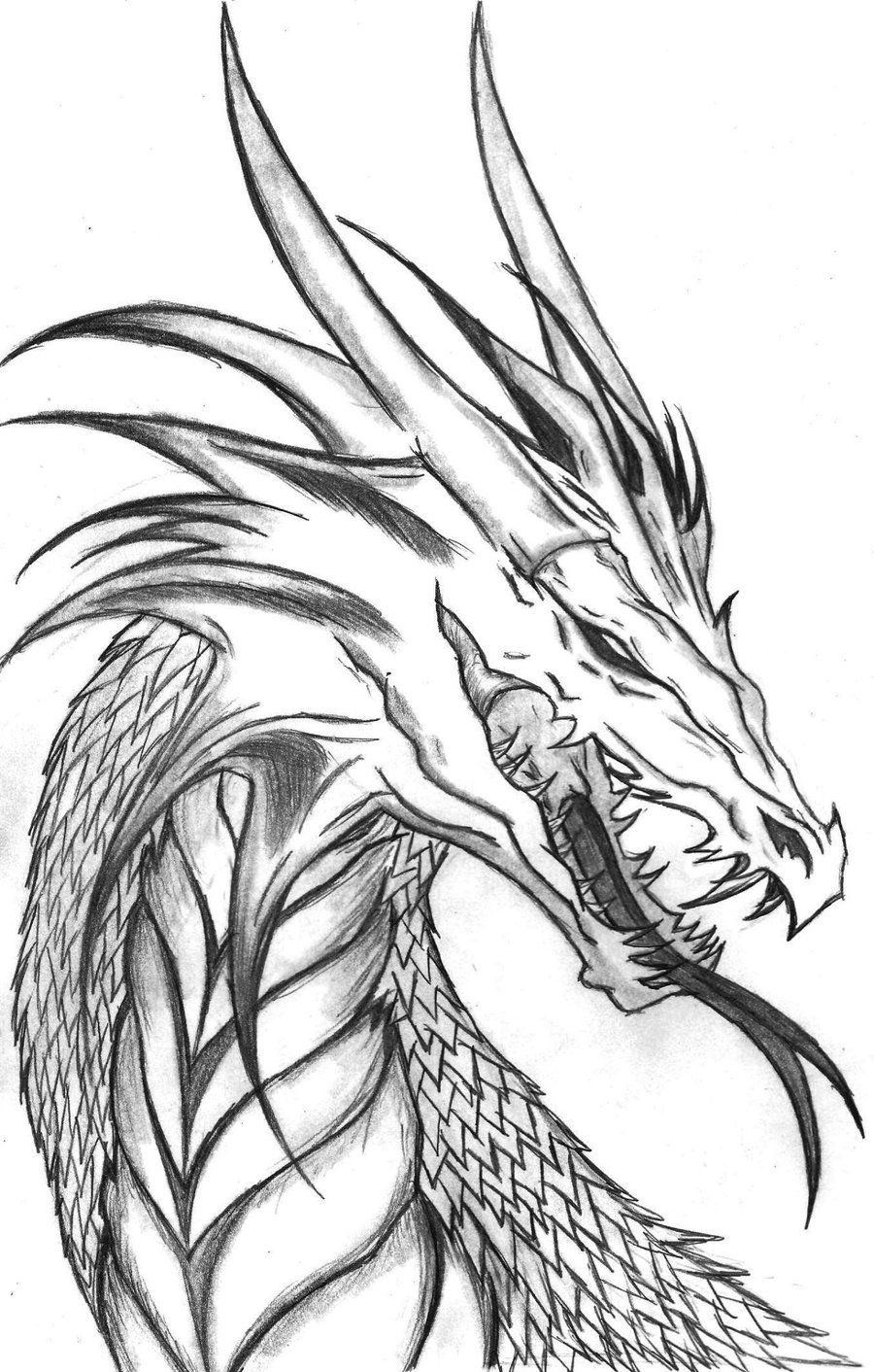 dragon drawing easy improve this drawing easy to draw black dragon png image dragon drawing easy