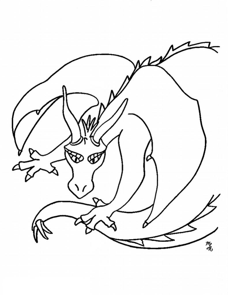 dragon pictures to color and print 9 best images of scary dragon coloring pages free print and dragon color pictures to