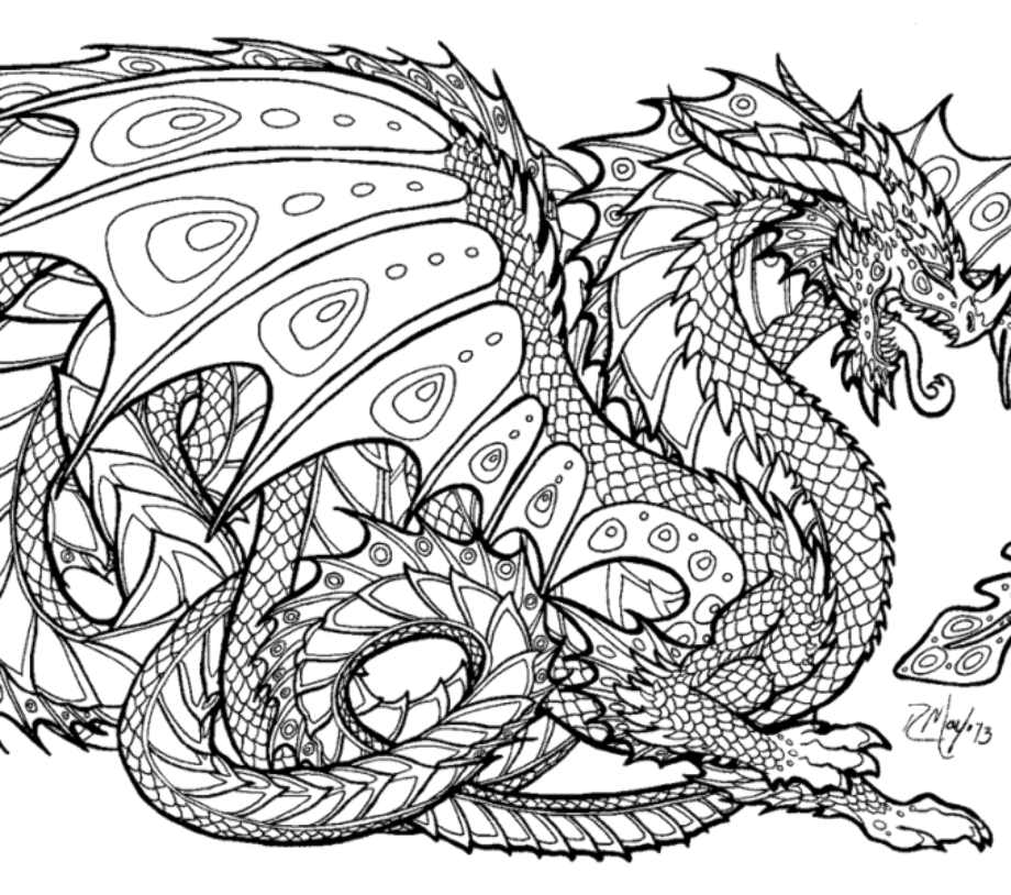 dragon wolf coloring pages dragon line art clipartsco wolf dragon coloring pages