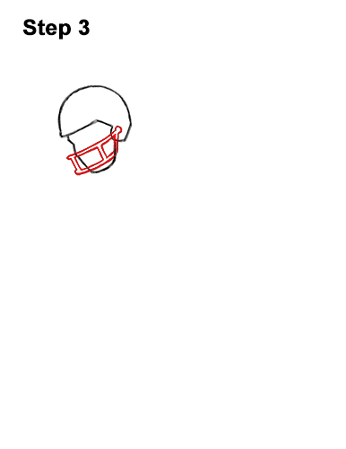 draw a football player drawing of football players free download on clipartmag draw a football player