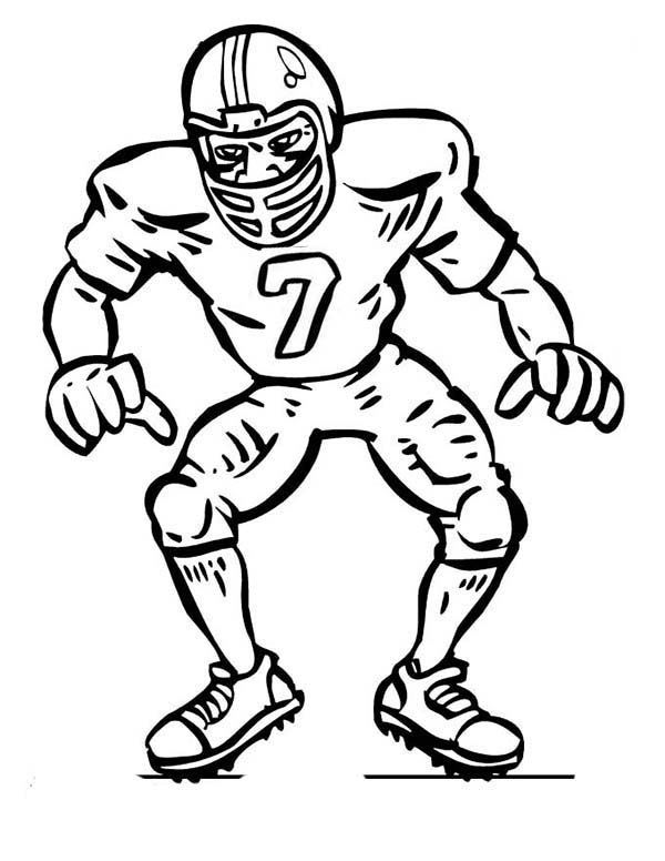 draw a football player football player drawing futsal png 620x875px football football player draw a