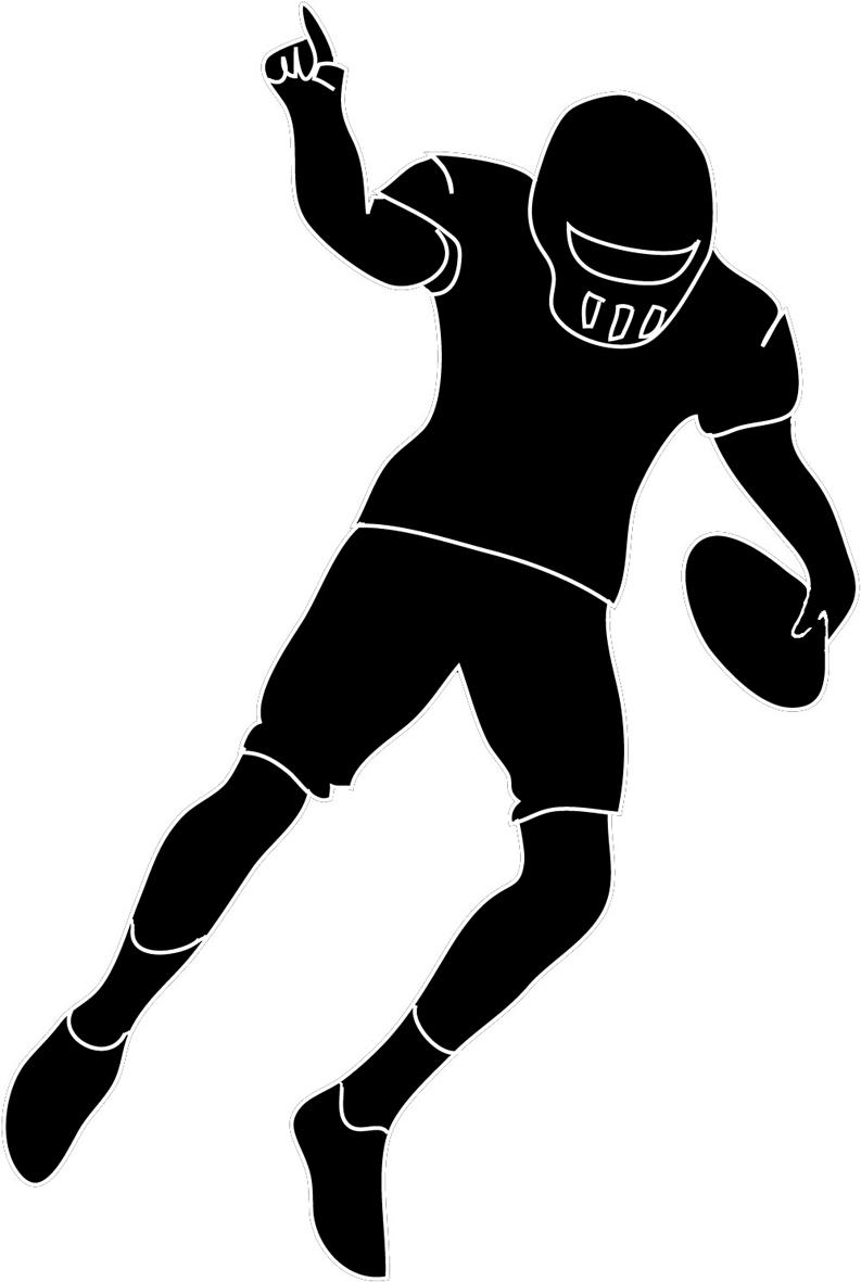 draw a football player how to draw a football player video step by step pictures a football draw player