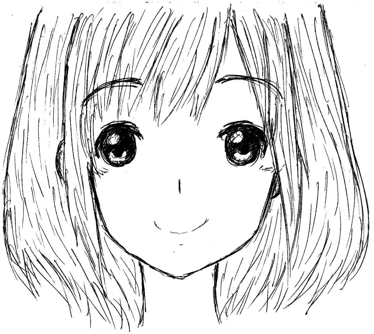 drawing anime girls short hair girls are cute by melonpam on deviantart drawing girls anime