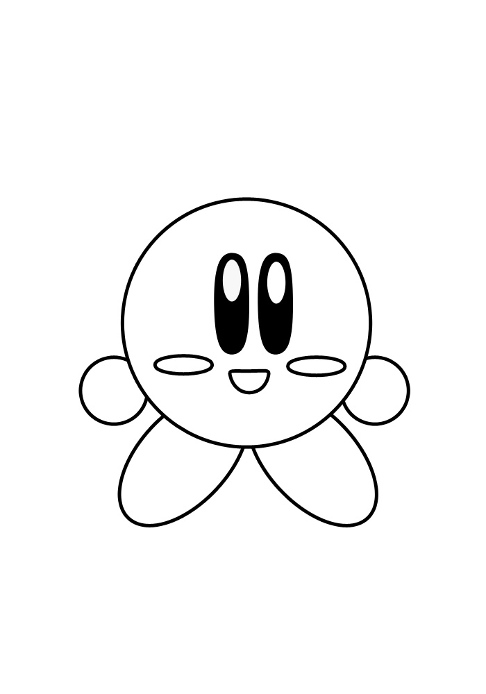 drawing kirby anime kirby sketch by the super brawl girl on deviantart kirby drawing