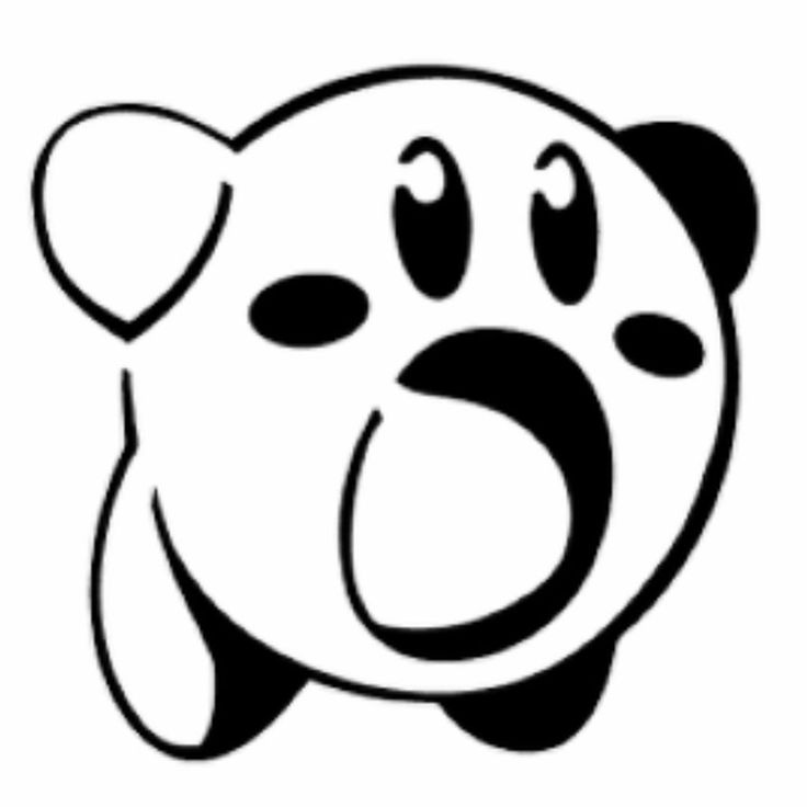 drawing kirby learn how to draw king doo from kirby kirby step by step drawing kirby