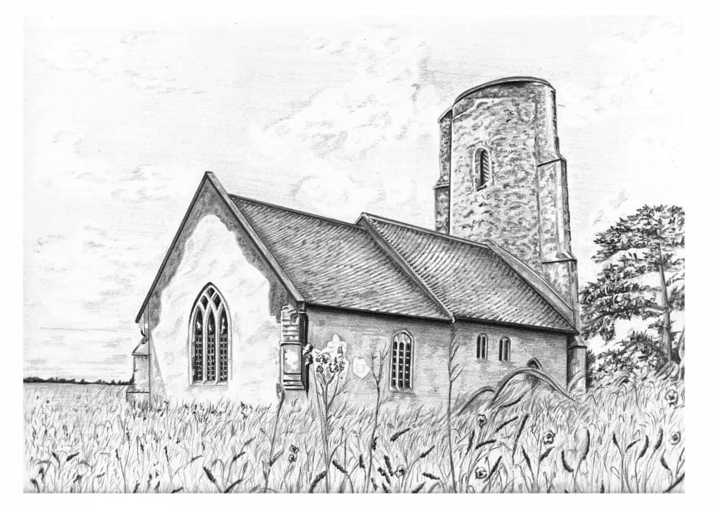 drawing of a church church drawing at paintingvalleycom explore collection a of church drawing