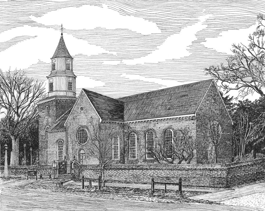 drawing of a church old church drawing at getdrawings free download church a of drawing