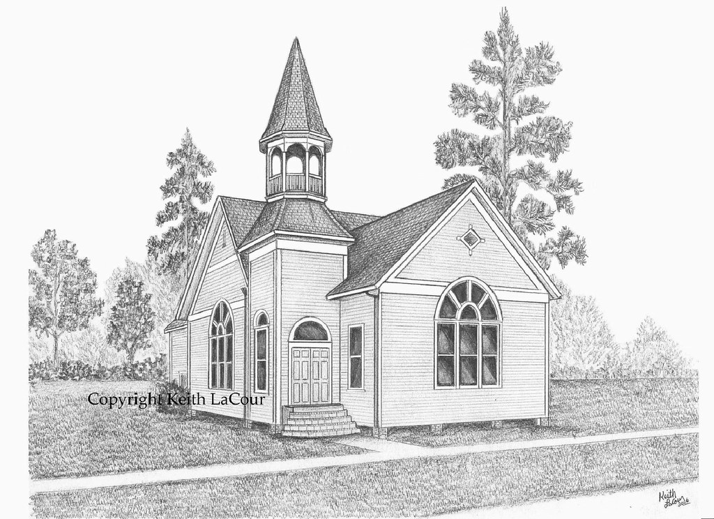 drawing of a church pencil drawing of church pencil sketch portraits of a drawing church