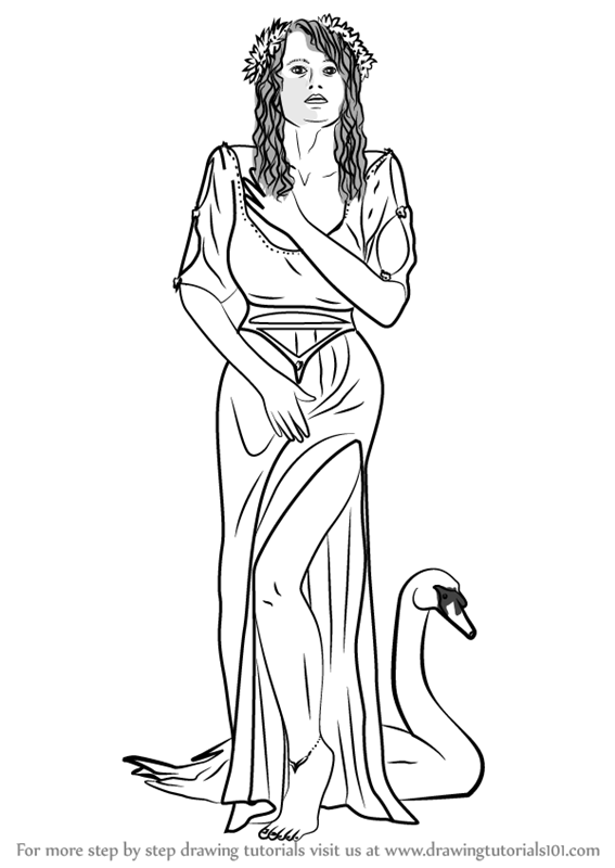 drawing of a goddess step by step how to draw aphrodite goddess a of drawing goddess