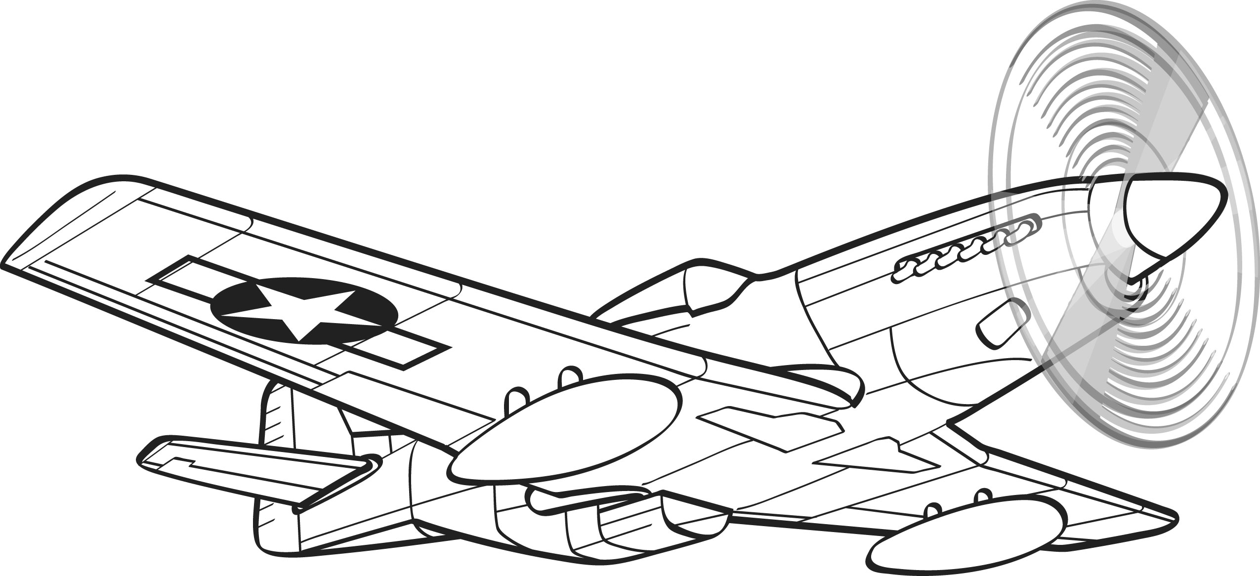 drawing of an airplane aircraft line drawing at getdrawings free download airplane of an drawing