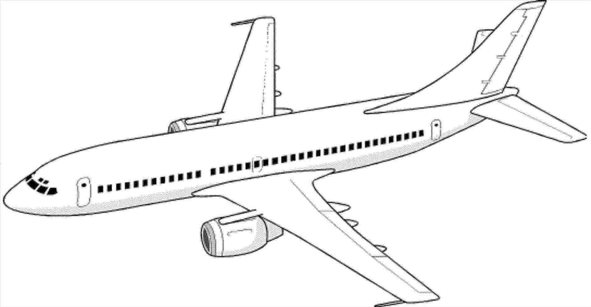 drawing of an airplane airplane drawing easy at paintingvalleycom explore an drawing airplane of
