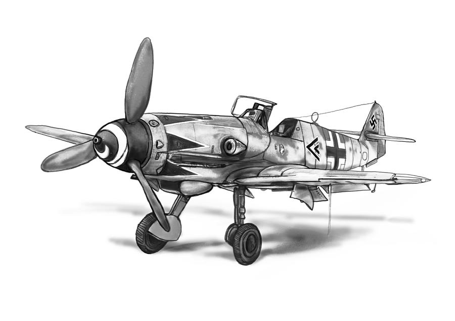 drawing of an airplane classic airplane in world 2 art drawing poster painting by of airplane an drawing