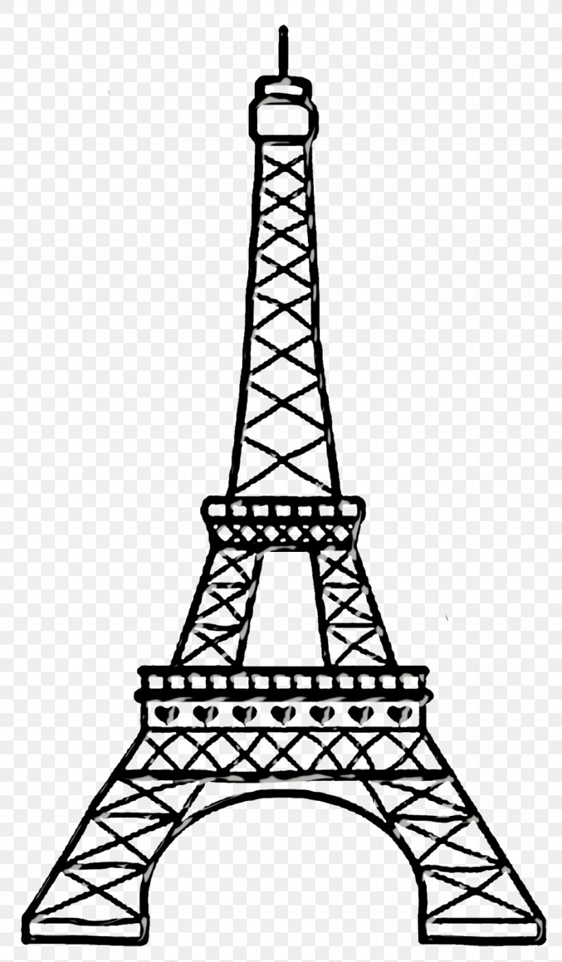 drawing of the eiffel tower eiffel tower drawing clipartsco the tower drawing eiffel of