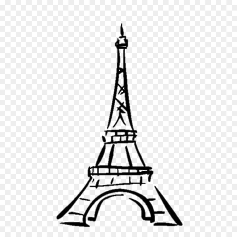drawing of the eiffel tower eiffel tower drawing line art png 500x830px eiffel tower of the eiffel drawing