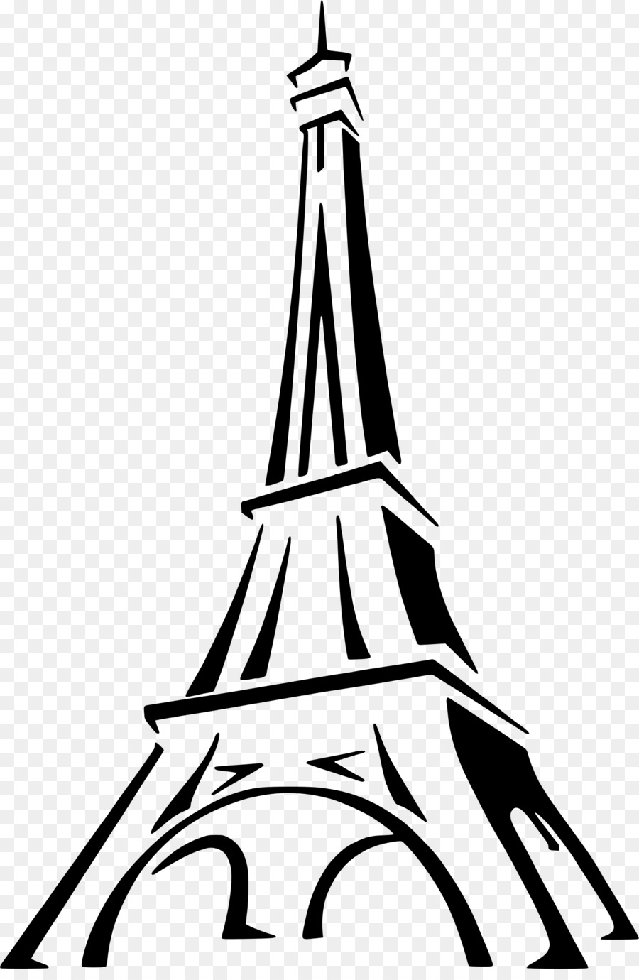 drawing of the eiffel tower eiffel tower outline png eiffel tower cute drawing tower eiffel of drawing the