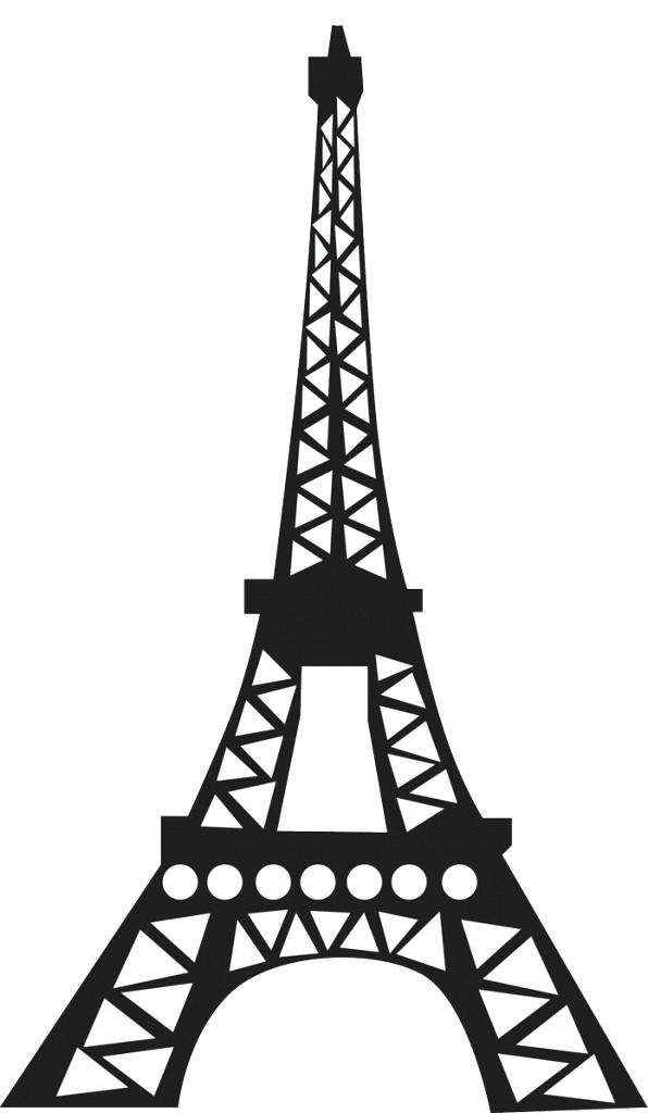 drawing of the eiffel tower tower drawing at getdrawings free download tower of the eiffel drawing