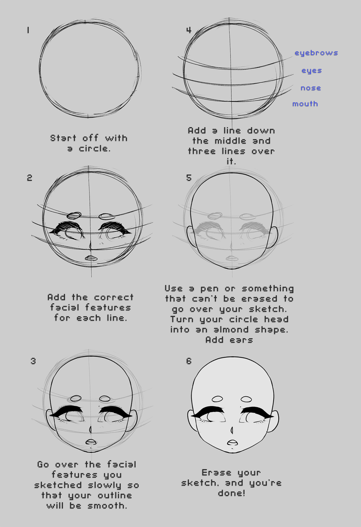 drawing tutorials anime 1000 images about drawing bases on pinterest manga drawing anime tutorials
