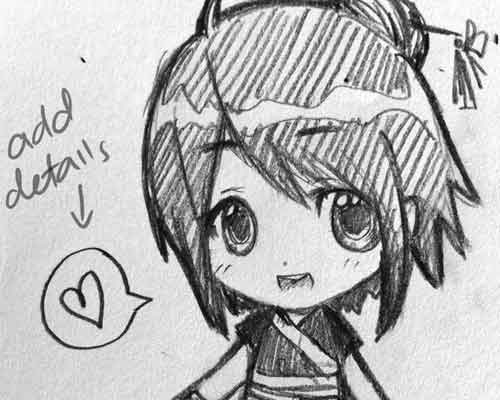 drawing tutorials anime anime boy sketch step by step at paintingvalleycom tutorials drawing anime