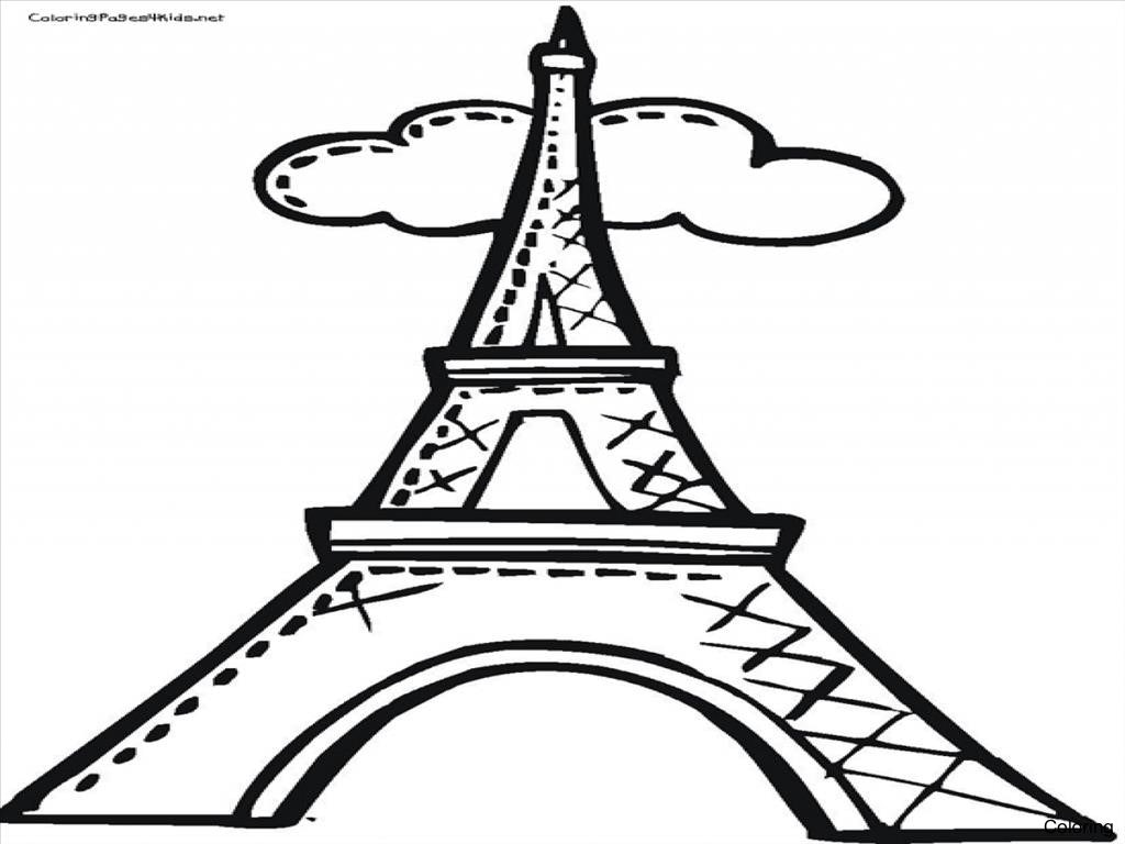drawings of eiffel tower eiffel tower drawing at paintingvalleycom explore tower eiffel drawings of
