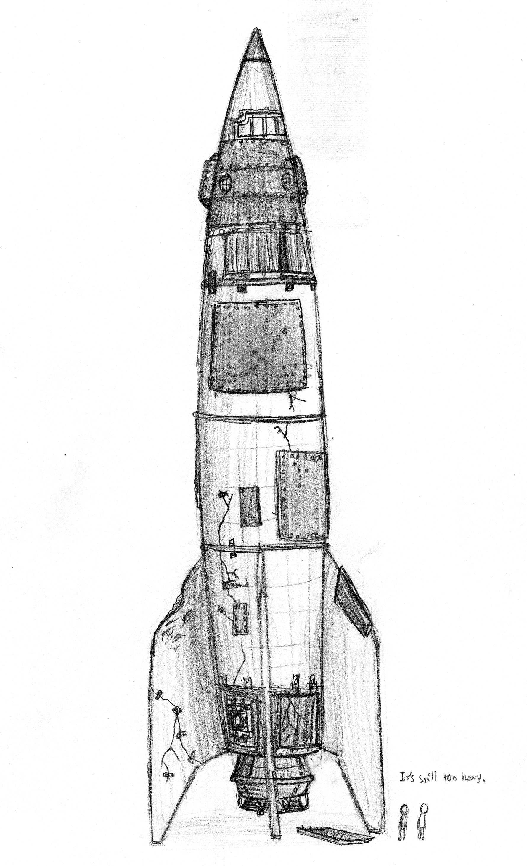 drawings of space rockets how to draw a space rocket step by step drawing tutorials of drawings rockets space