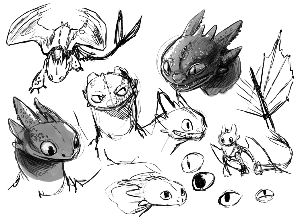 drawings of toothless baby toothless by stargate4ever23 on deviantart toothless drawings of
