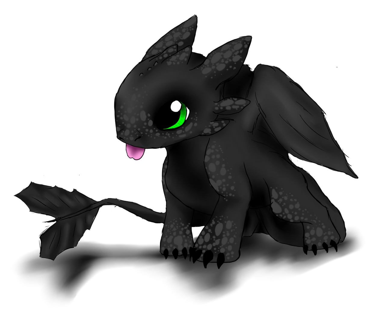 drawings of toothless baby toothless drawing at getdrawings free download of toothless drawings