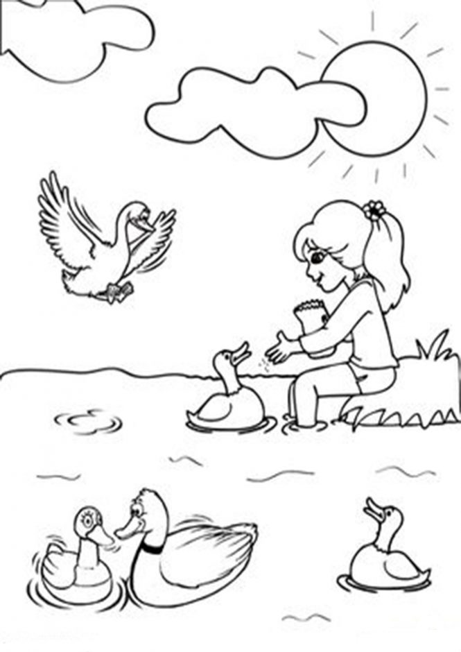 duck coloring book free easy to print duck coloring pages tulamama coloring duck book