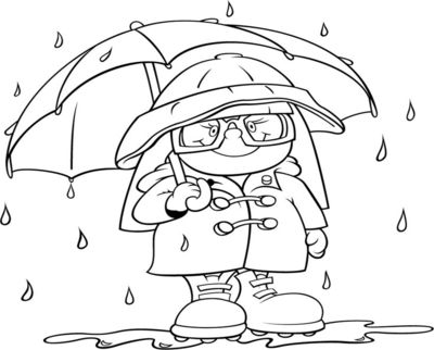 duck with umbrella rain coloring pages duck with umbrella under the page with umbrella duck