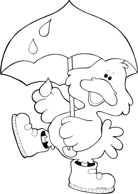 duck with umbrella signspecialistcom general decals duck with umbrella with duck umbrella