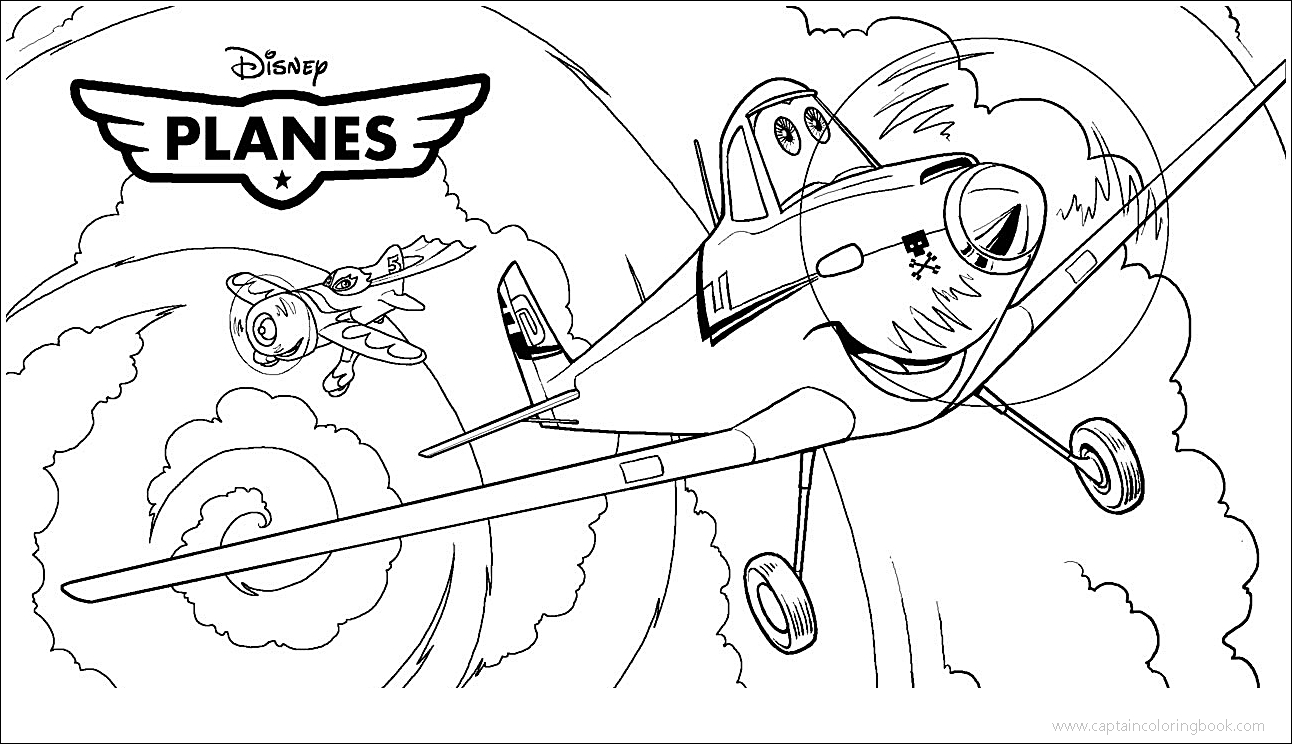 dusty planes coloring pages dusty and chug in disney planes coloring page kids play pages planes coloring dusty