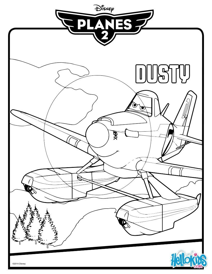 dusty planes coloring pages planes dusty crophopper prepares to qualify coloring page planes pages coloring dusty