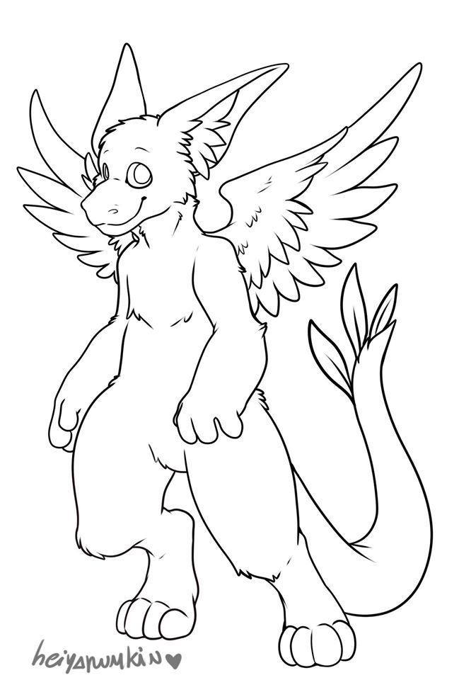 dutch angel dragon coloring pages pixilart this a base of trico from the last guardian by tnim pages dragon coloring dutch angel