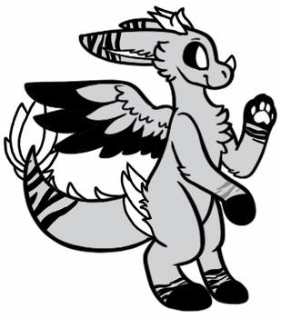 dutch angel dragon coloring pages reference sheets ad and dad on angeldragons deviantart coloring pages dutch angel dragon