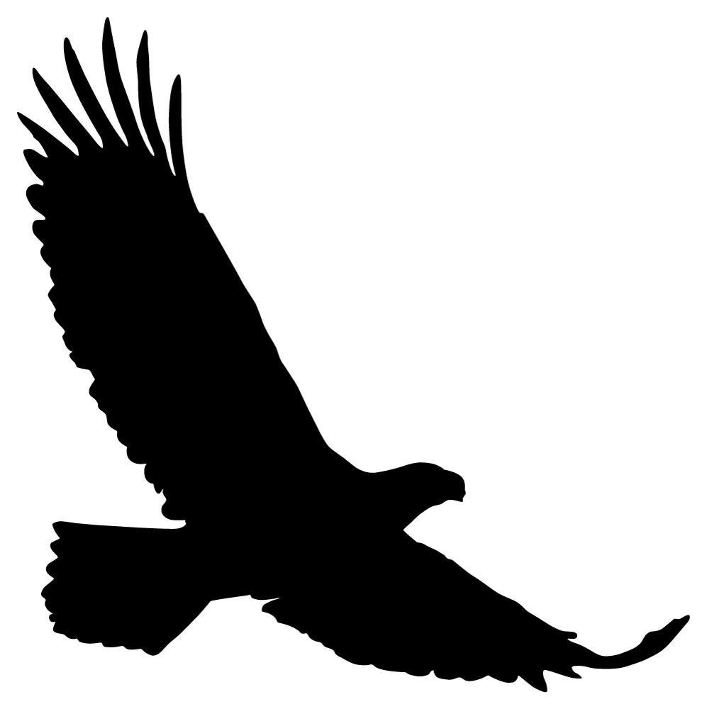 eagle silhouette american bald eagle silhouette at getdrawings free download silhouette eagle