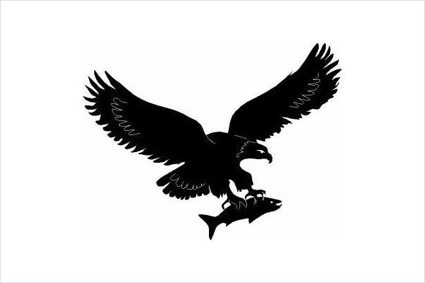 eagle silhouette bald eagle flying clip art vector images illustrations eagle silhouette
