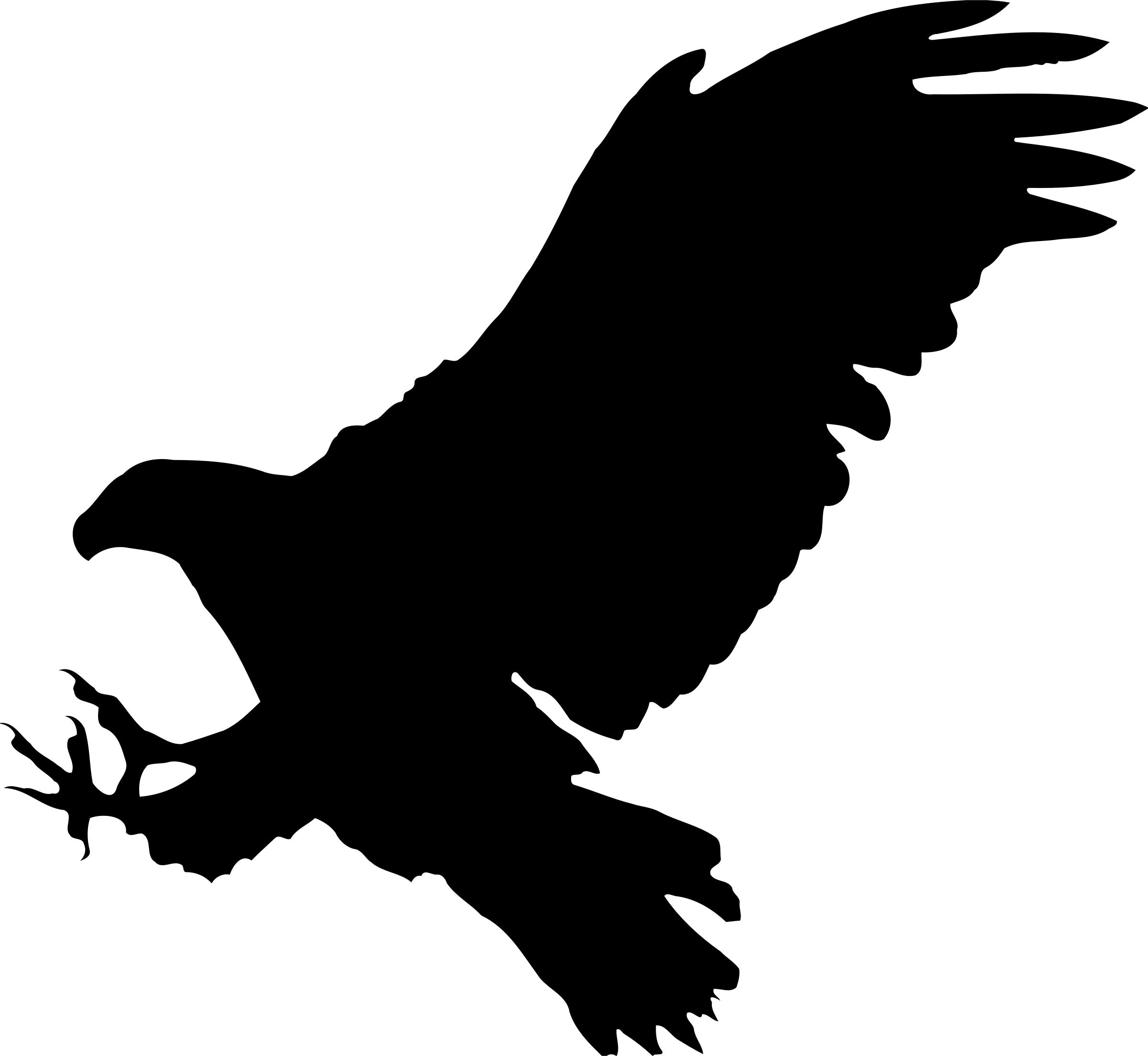 eagle silhouette bald eagle silhouette pattern at getdrawings free download eagle silhouette