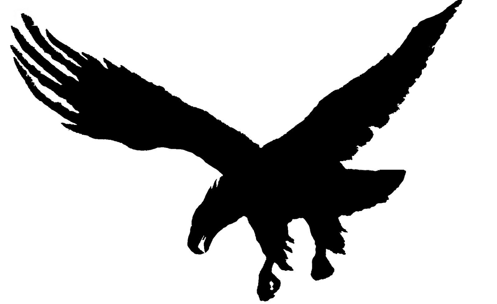 eagle silhouette eagle silhouette clip art free at getdrawings free download silhouette eagle