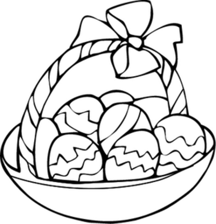 easter bunny basket coloring page easter basket 14 coloring page free holidays coloring basket page easter coloring bunny