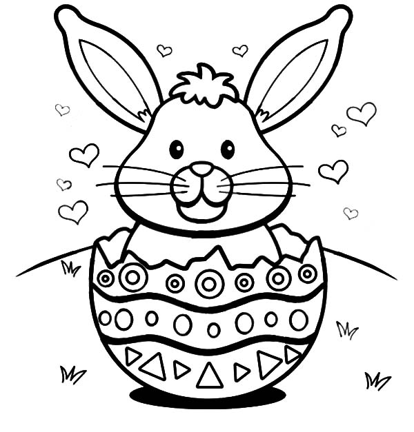 easter coloring 35 best easter bunny coloring pages we need fun easter coloring