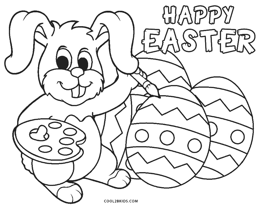easter coloring free printable easter bunny coloring pages for kids easter coloring