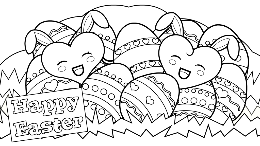 easter coloring happy easter coloring pages best coloring pages for kids coloring easter