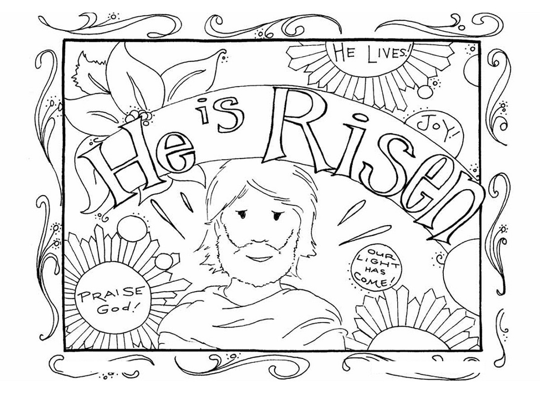 easter coloring religious easter coloring pages k5 worksheets easter coloring