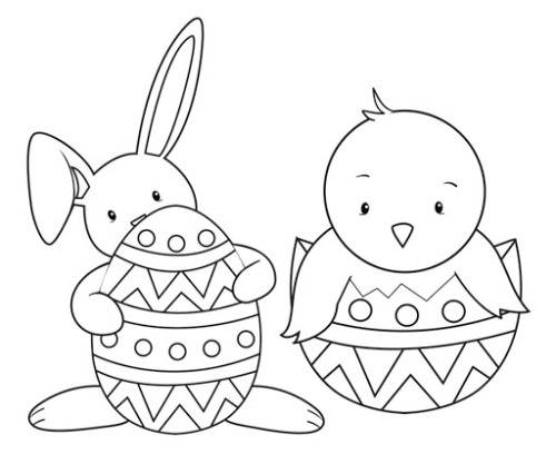 easter coloring top 25 easter coloring pages 2021 for preschoolers easter coloring