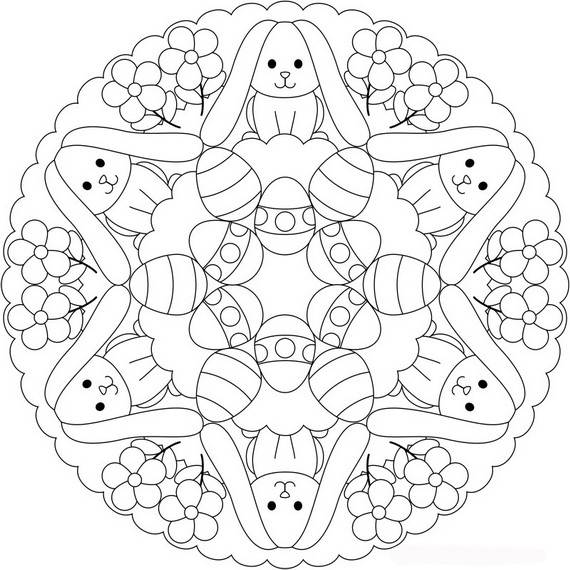 easter coloring unique spring easter holiday adult coloring pages easter coloring