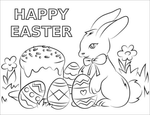 easter colouring pics simple easter coloring page for kids 3 designs colouring pics easter