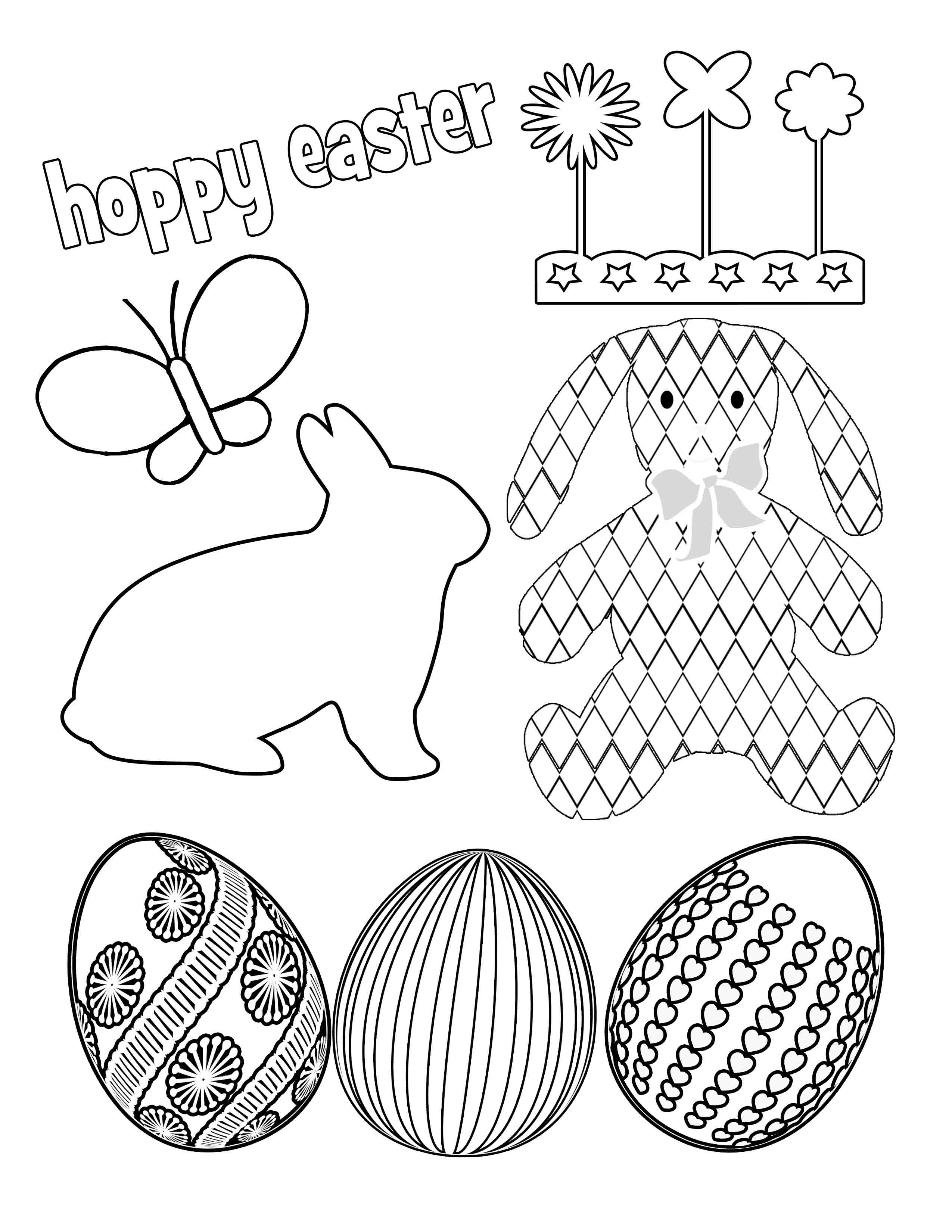 easter printable coloring pages free beautiful easter printables to colour in with the printable pages coloring easter